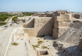 Archeological site in Iran Royalty Free Stock Photo
