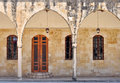 Arches of Beit el Dine Royalty Free Stock Image