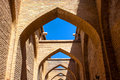Arches in shiraz iran Stock Photography