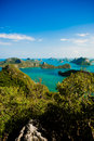 Archipelago of Ang Thong Stock Photo