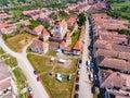 Archita Saxon Village Transylvania Romania