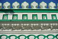 Architectural detail at the india muslim mosque in ipoh malaysia – june indian perak was built also known as town padang Stock Photos