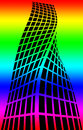 Architectural silhouette And coloring