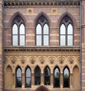 Architecturale Details Royalty-vrije Stock Foto