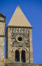 Architecture. Bell tower Royalty Free Stock Photo