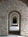Architecture Bows Entrance