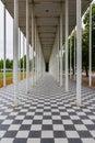 Architecture Checkerboard Floa...