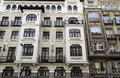 Architecture Detail In Madrid,...