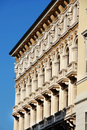Architecture details Trieste Royalty Free Stock Images