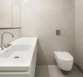 Architecture, Empty Bathroom