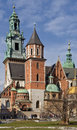 Architecture from krakow city poland Stock Photography
