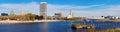 Architecture of Milwaukee Royalty Free Stock Photo