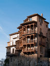 Architecture photos from Cuenca, Spain Royalty Free Stock Image