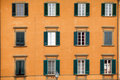 The architecture of Pisa, Italy. Royalty Free Stock Images