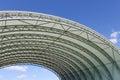 Architecture Of A Plastic Dome