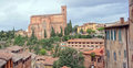 Architecture Of Siena, Italy