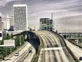 Architecture of Tacoma, U.S.A. Stock Photo
