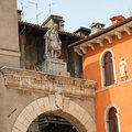 Architecture of Verona Royalty Free Stock Photo