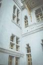 Architecture Window Temple
