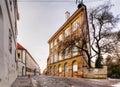 Architecture of Zagreb. Croatia.