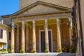 Arcipretale di san rocco church in ravenna italy july emilia romagna Stock Photo
