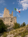 Arco Castle Trentino italy Stock Photo