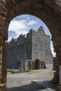 Ardfert Cathedral - County Kerry - Ireland Royalty Free Stock Photo