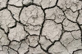A area of dry land for a drought concept or metaphor background texture Royalty Free Stock Image