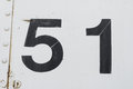 Area 51 number 51 fifty one white old metal background texture