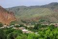 Areni village (Armenia) Royalty Free Stock Photo