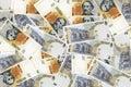 Argentine Peso Stock Image