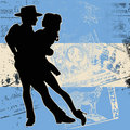 Argentine Tango Royalty Free Stock Photo