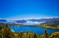 Argentinian Lake District Royalty Free Stock Photo