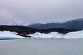 Argentino lake ice block Royalty-vrije Stock Foto's