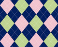 Argyle Background Royalty Free Stock Image