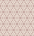 Argyle geometric and ripple seamless pattern whirl Stock Photo