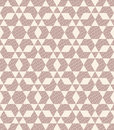 Argyle geometric and ripple seamless pattern whirl Royalty Free Stock Images