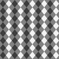 Argyle vector abstract pattern background Stock Images
