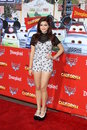 Ariel Winter arrives at the  Royalty Free Stock Photo