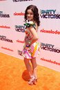 Ariel winter at the iparty with victorious premiere event the lot hollywood ca Royalty Free Stock Image