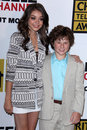 Ariel Winter, Nolan Gould Royalty Free Stock Photos