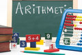 Arithmetic Royalty Free Stock Images