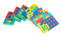 Arithmetic game Royalty Free Stock Images