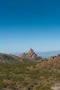 Arizona Big Sky - Big Copy Space Royalty Free Stock Photo