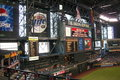 Arizona Diamondbacks Scoreboard - Chase Field Stock Photos
