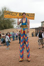 Arizona Renaissance Festival People Royalty Free Stock Photo
