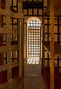Arizona Territorial Prison in Yuma, Arizona, USA Royalty Free Stock Photo