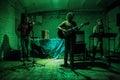 Arkady Kots, Kiev garage concert 12.04.2014