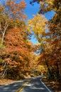 Arkansas Corner Color Royalty Free Stock Photo