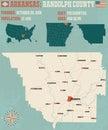 Arkansas: Randolph County
